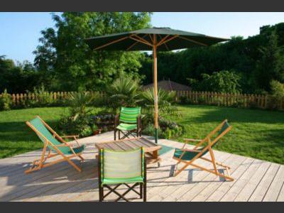 Nos r alisations terasses bois asap paysage poitou for Entretien jardin chatellerault